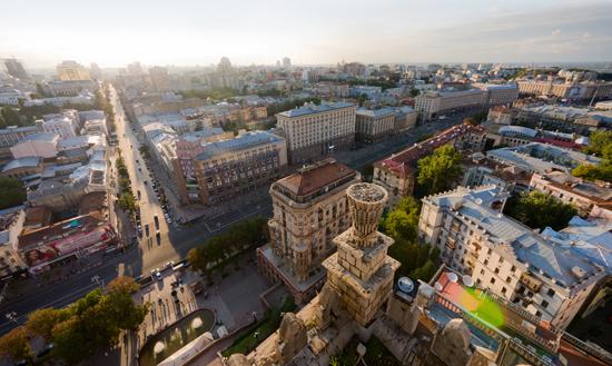 TRDATA Украина в новом офисе